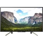 Televizor LED Sony Smart TV KDL-43WF660 Seria WF660 108cm negru Full HD