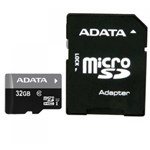Card A-DATA microSDHC UHS-I U1 Premier 32GB (Class 10) + Adaptor