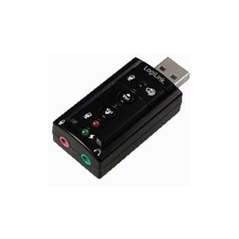 Placa de sunet Logilink 7.1 USB