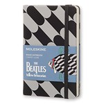 Moleskine The Beatles - Fish - Limited Edition Notebook Pocket Ruled Black