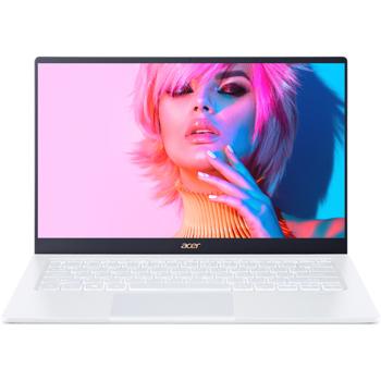 Ultrabook Acer Swift 5 SF514 Intel Core (10th Gen) i5-1035G1 512B SSD 16GB FullHD Touch Tast. ilum. FPR Blue nx.hlhex.001