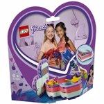LEGO® Friends 41385 Emma' s Summer Heart Box