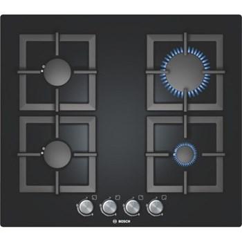 Plita incorporabila Bosch PPP616B21E, Gaz, 4 arzatoare