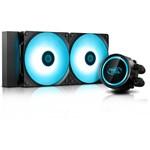 Cooler procesor Deepcool Gammaxx L240 V2 RGB, compatibil AMD/Intel