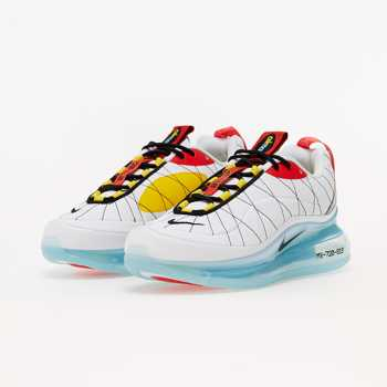 Nike MX-720-818 White/ Black-Speed Yellow-Chile Red