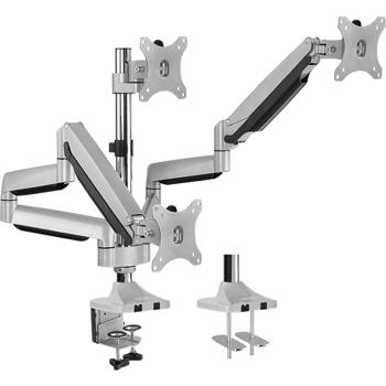 LOGILINK BP0052 LOGILINK - Triple alumium monitor desk mount 13-27 max. 7 kg BP0052
