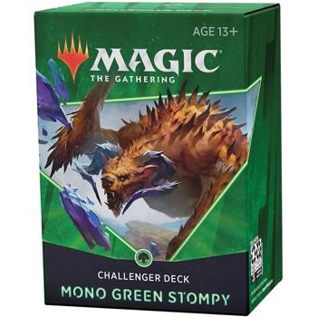 Pachet Magic the Gathering - Challenger Deck 2021 - Mono Green Stompy