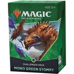 Pachet Magic the Gathering - Challenger Deck 2021 - Mono Green Stompy
