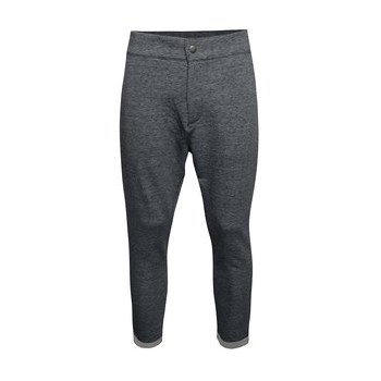 Pantaloni sport gri cu albastru Jack & Jones Japan