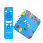 MiniPC TV Box Techstar® H96 Mini H6 4GB RAM + 128GB , 6K Ultra HD, HDR, Android 9, WiFi DualBand, USB 3.0, Bluetooth