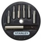 Set Stanley 7 buc. varfuri Torx 1-68-739