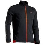 Jachetă tenis TJA500 TH negru ARTENGO