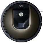 Aspirator iRobot Roomba 980, Hepa, AeroFroce (Negru-Maro)
