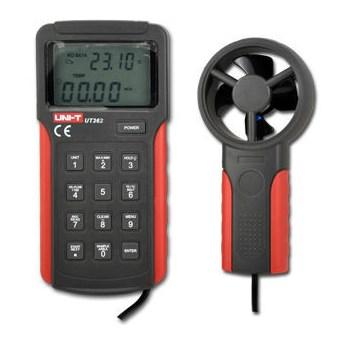 Anemometru UT362 UNI-T, LCD, oprire automata