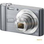 Camera foto Sony Cyber-Shot W830 Silver, 20.1 MP, senzor CCD, zoom optic 8x, lentile Carl Zeiss, sta