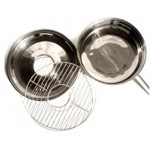 Set grătar din inox Perfect Home 11435