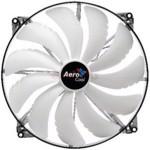 Ventilator Carcasa Aerocool Silent Master White LED 200mm