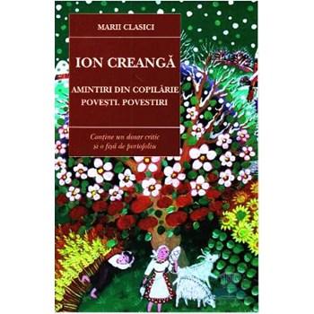 Amintiri din copilarie povesti povestiri - Ion Creanga 973-8202-21-3
