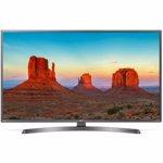 Televizor LED LG Smart TV 55UK6750, 139cm, 4K Ultra HD, Argintiu