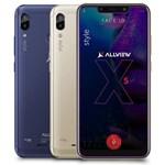 Telefon mobil Allview Soul X5 Style 32GB Dual SIM 4G Gold SOUL X5STYLEg