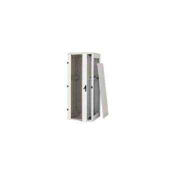 "Cabinet metalic Triton 19"", de pardoseala, 42U 600 x 800, Gri"