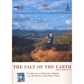 Sarea pamantului / The salt of the earth [DVD] [2015]