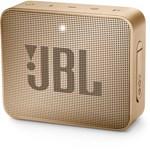 Boxa Portabila JBL Go 2, Bluetooth, 3.1 W (Auriu)