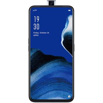 Smartphone Oppo Reno2 Z, Octa Core, 128GB, 8GB RAM, Dual SIM, 4G, 5-Camere, Luminous Black