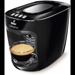 Espressor de cafea Tchibo Cafissimo Mini Midnight Black, Negru, 1500W, 12.5bar, 0.65l