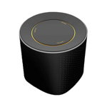 Boxa wireless 2.1 Well, USB, Negru