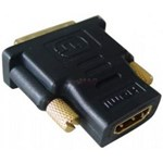 Adaptor Gembird 1x DVI Male - 1x HDMI Female