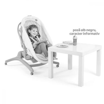 Cosulet multifunctional 4 in 1 Chicco Baby Hug AIR IndiaInk 0luni+
