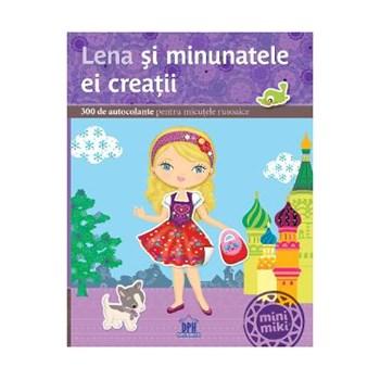 Lena si minunatele ei creatii 978-606-683-000-1