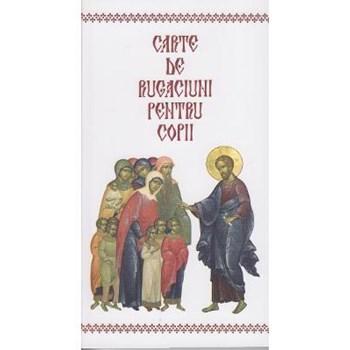Carte de rugaciuni pentru copii 978-973-1363-33-2