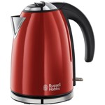 Fierbator Russell Hobbs Flame Red 18941-70, 2200 W, 1.7 l, Rosu