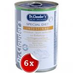 Pachet 6 Conserve Dr. Clauder's Dog Intestinal, 400 g