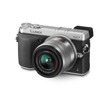 Panasonic DMC-GX7 argintiu kit 14-42mm f/3.5-5.6 II