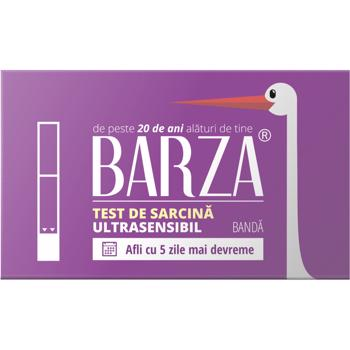 Test de sarcina BARZA Strip Ultra Sensitive banda