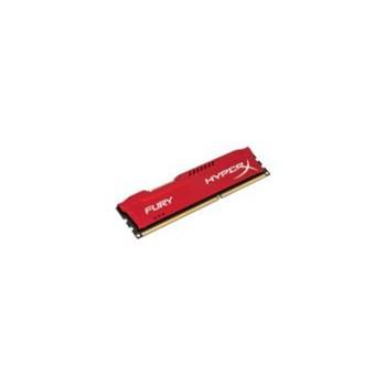 Memorie HyperX Fury Red 8GB DDR3 1866 MHz CL10 hx318c10fr/8