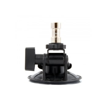 Delkin Fat Gecko Suction Light Mount - ventuza