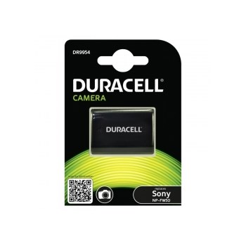 Duracell DR9954 - Acumulator replace Li-Ion tip Sony NP-FW50, 1030 mAh