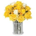 Trandafiri si crizanteme