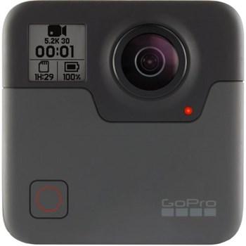 Camera video sport 360 GoPro Fusion 5.2K 18MP negru-gri chdhz-103