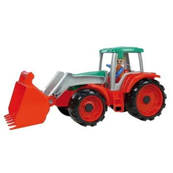 Tractor din plastic cu figurina 37 cm Truxx le04417