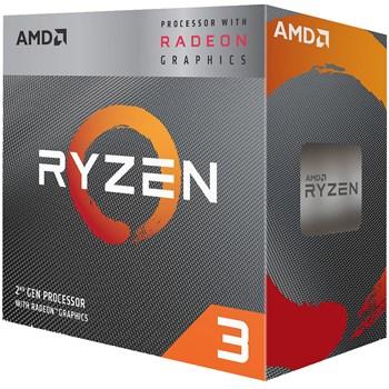 Procesor AMD Ryzen 3 3200G 3.6GHz Socket AM4 + Wraith Stealth Box YD3200C5FHBOX