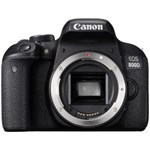 Aparat Foto Canon EOS 800D Body, Premium KIT, Include Geanta Vanguard Sydney II 18BL si Card SD 16GB