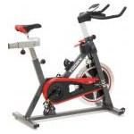 Bicicleta de spinning TOORX SRX 50, Cycling indoor, Volanta 20 kg, Greutate suportata 125 kg.