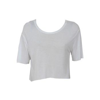Tricou ZARA Soter White