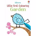 Little First Colouring Garden, Paperback