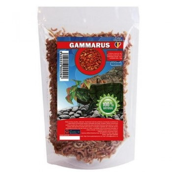 Hrana pentru Broaste Testoase, Exo Gammarus, 400 ml